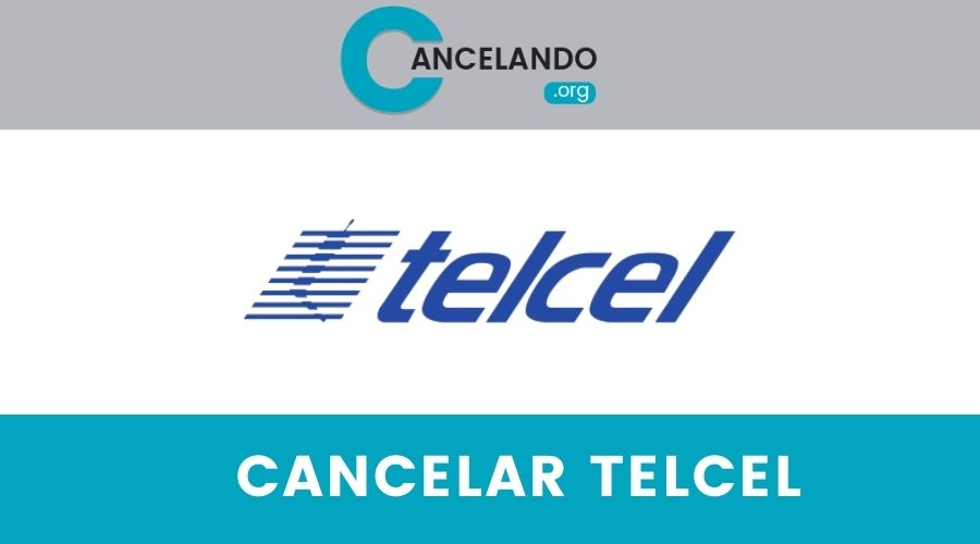 Cancelar Telcel