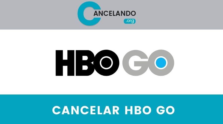 Cancelar HBO GO