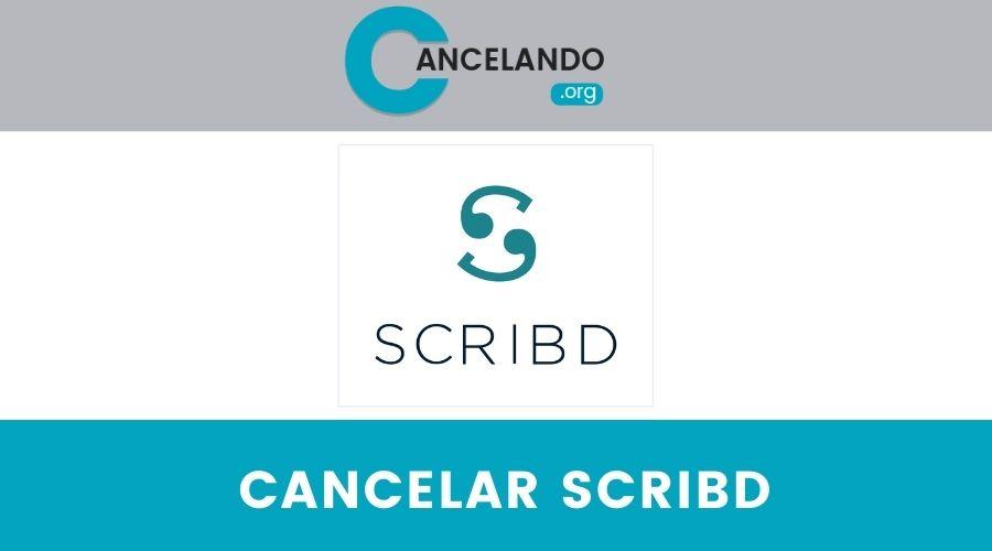 Cancelar Suscripción Scribd