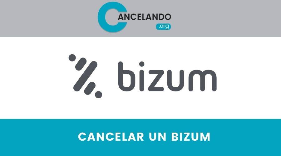 ¿Se puede cancelar un Bizum?